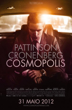 Cosmopolis: Theatrical Poster