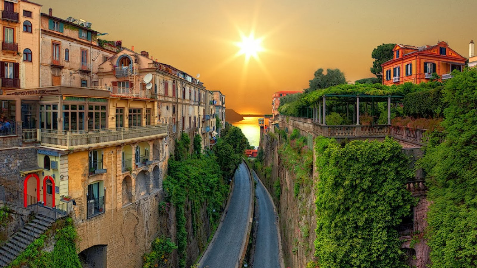 Sorrento Italy Travel Guide Tourist Destinations