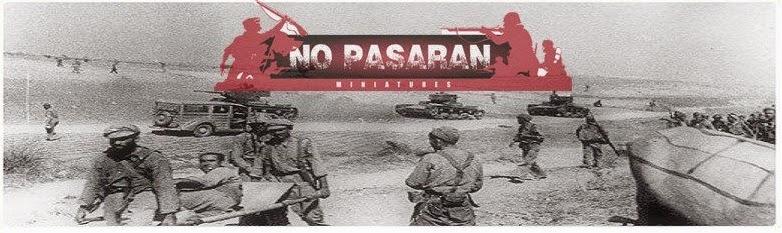 NO PASARAN MINIATURES