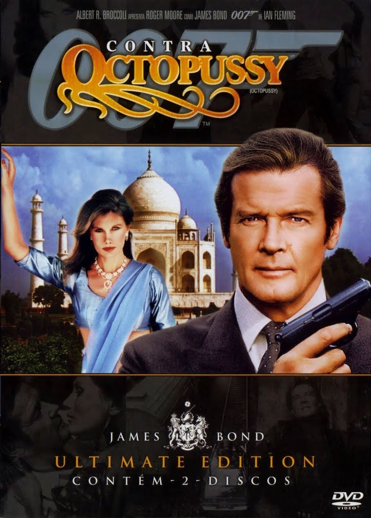 007: Contra Octopussy – Dublado (1983)