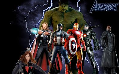 4 Tokoh Di Film The Avengers Yang Kurang Terkenal [ www.BlogApaAja.com ]