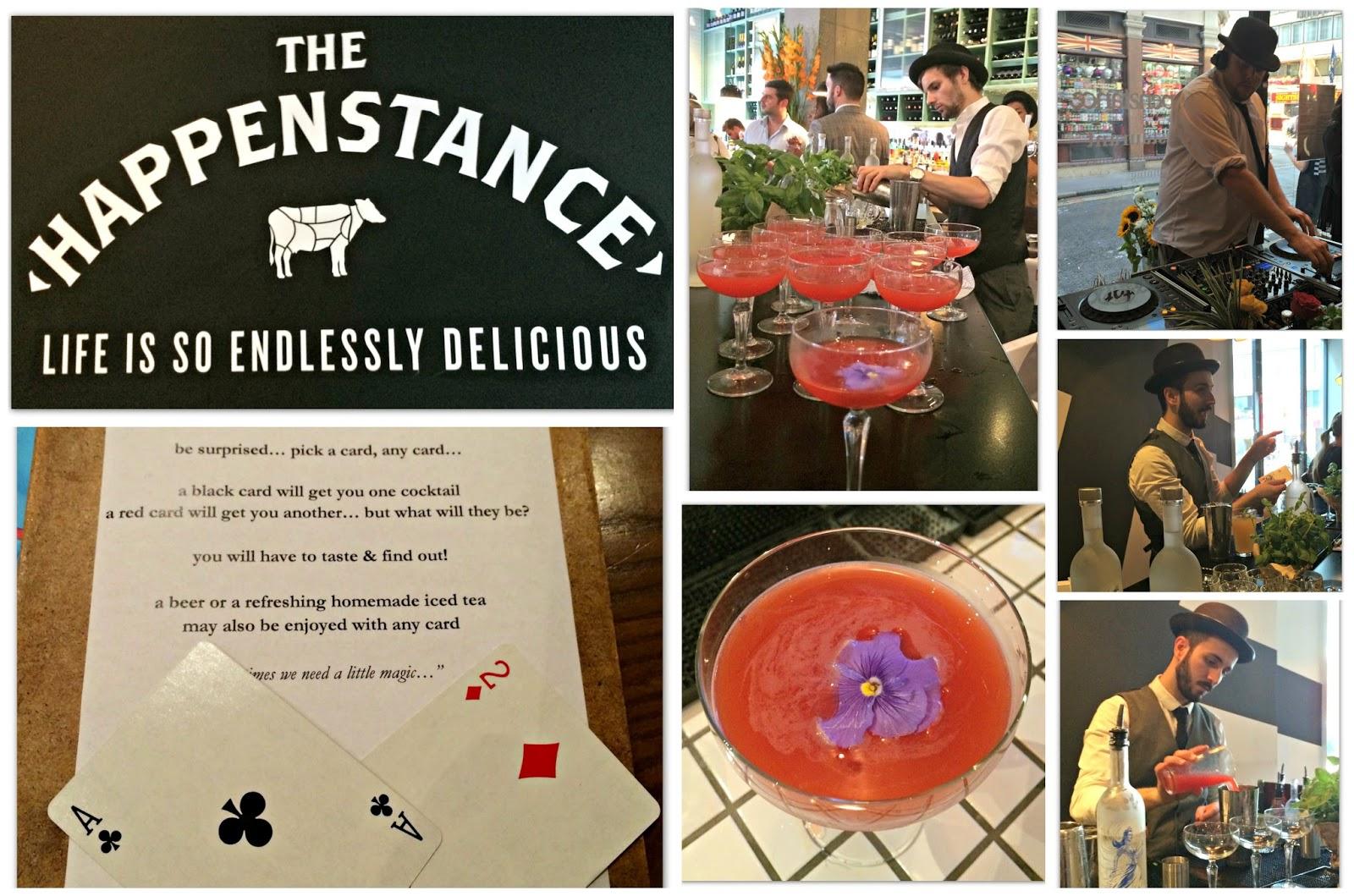 The Happenstance Restaurant