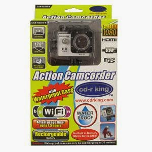 CDR-King Action Camera
