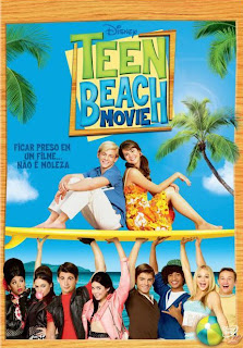 Teen Beach Movie - DVDRip Dublado