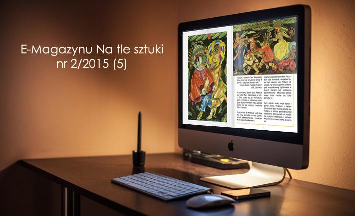 E-Magazyn Na tle sztuki 2/2015 (5)