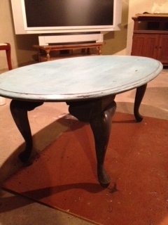 Nerney dressers teal coffee table for Teal coffee table