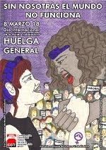 Vaga General 8 de març