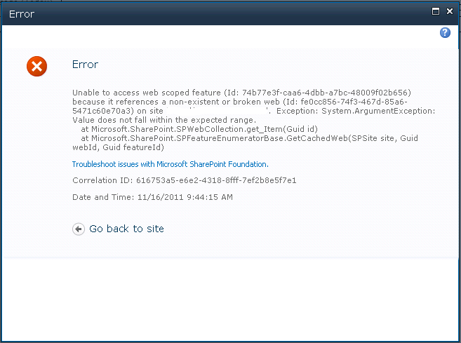 SharePoint 2010 - How to deactivate and delete a sandbox solution ...