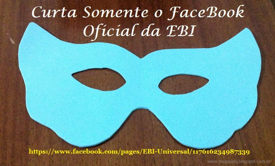 FaceBook Oficial da EBI