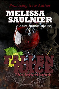 Fallen Race: The Inheritance by Melissa Saulnier