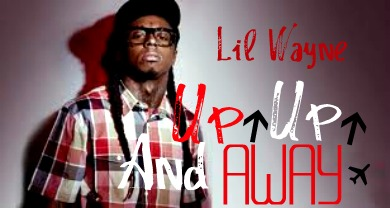 albumartwork lil wayne up up and away