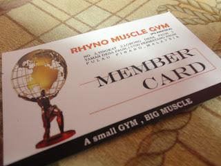 Rhyno Muscle Gym
