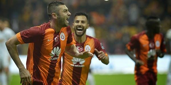 Galatasaray Mersin İdman Yurdu Maçı