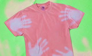 hypercolor heat sensitive tee