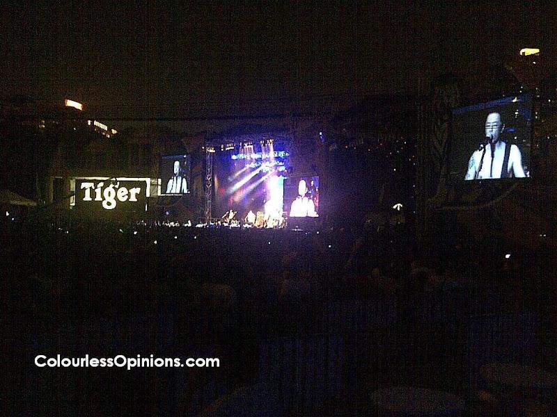 Tiger Asian Music Festival 2012 Beyond Paul Wong Koon Choong