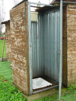 Public Toilets - Radish Cricket Club - Lodi (Italy)