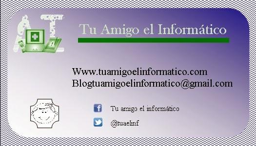 Tutorial tarjeta visita Publisher 2007