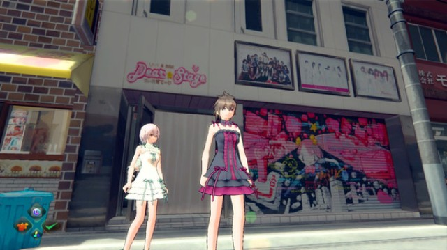 Akiba's Trip Undead & Undressed PC Games Screenshots
