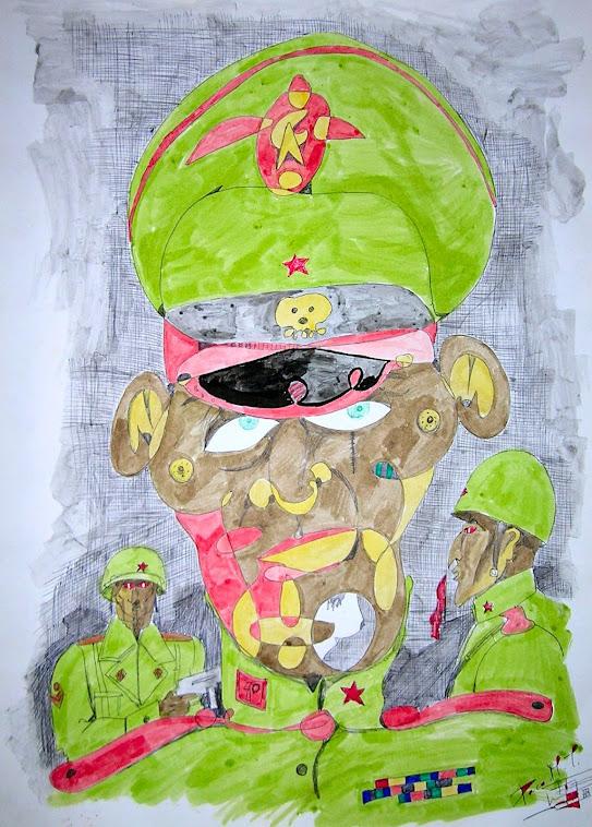 Oficial ruso 23-6-91