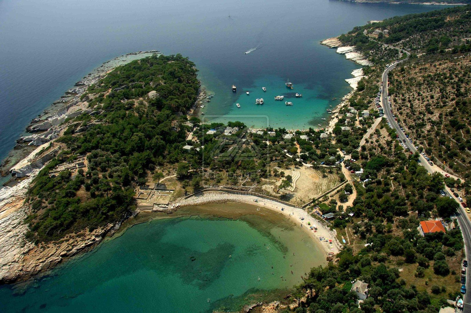 Остров тасос греция погода в мае