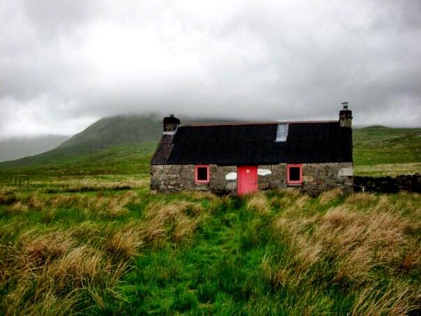 Meanach bothy, Scotland