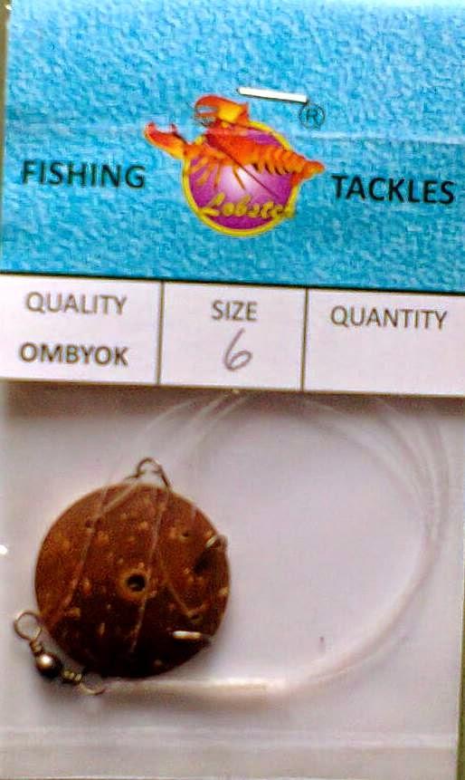 Gambar Pancing Omyok Batok | Info Tips Mancing Ikan Tawes di Sungai