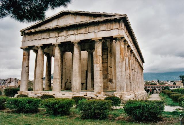 L'agorà di Atene