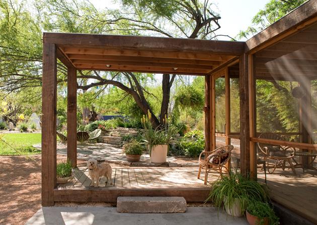 imagens jardins rusticos : imagens jardins rusticos:ESTILO RUSTICO: LOS JARDINES RUSTICOS