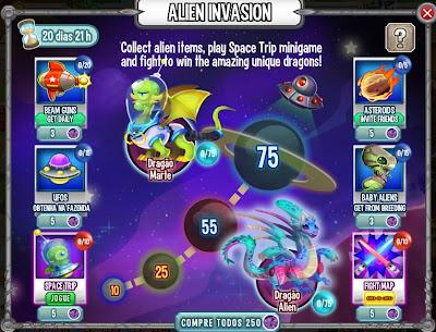 Invasão alienígene