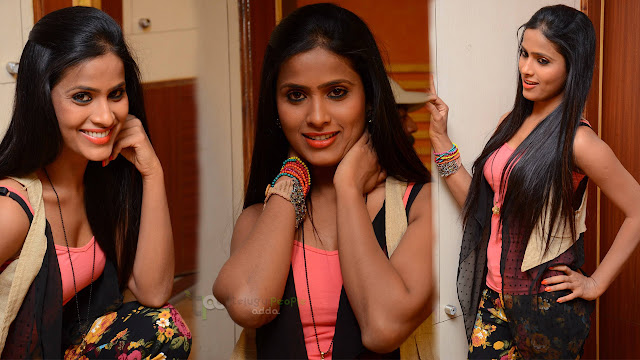 Prasanthi Latest Stills At Affair Movie Trailer Launch