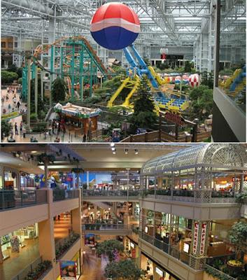 Mall of America (Minnesota, USA)