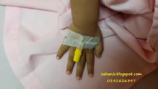 bersunat di Hospital Annur Bangi