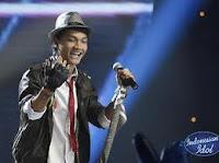 Febri Idol Keluar 09 Juni 2012 (Eliminasi 5 Besar)