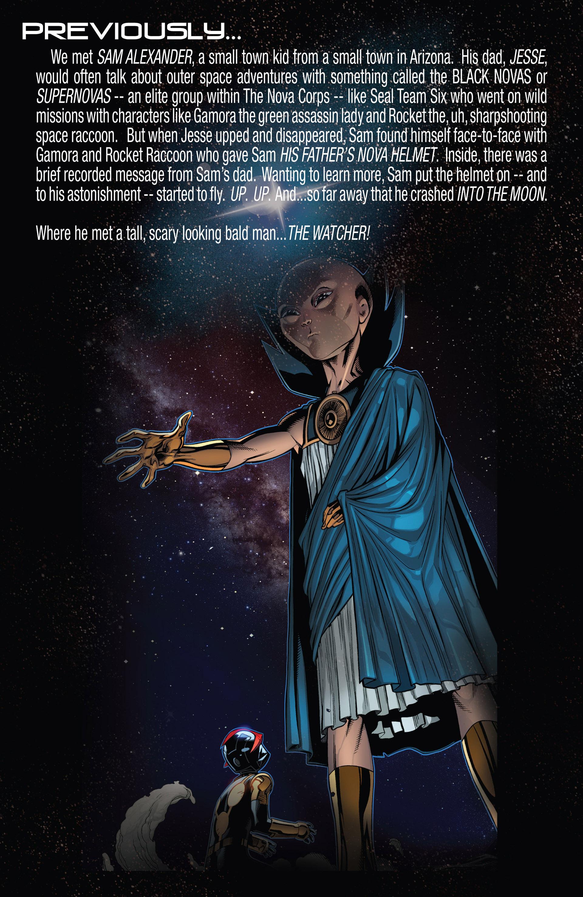 Nova (2013) - Chapter  3 | pic 3