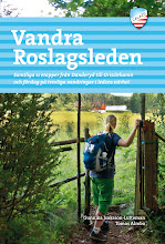 Bestll guideboken Vandra Roslagsleden hr och f den signerad!