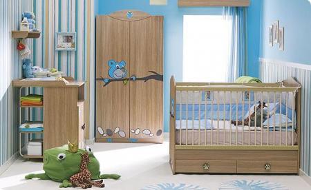 Kamar bayi - tempat tidur bayi 22