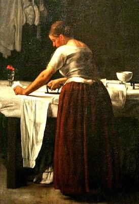 Gaud y m s por ana m ferrin de planchas y pintores - Planchadora de camisas ...