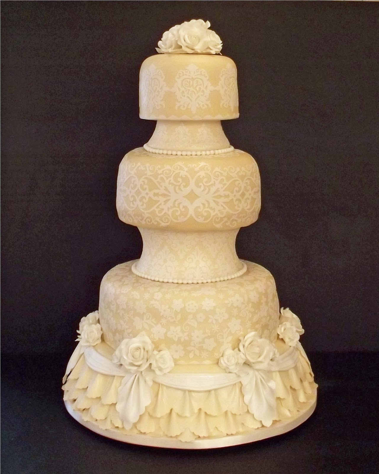Creative Designs For Cakes: Creating an Amazing Wedding Cake