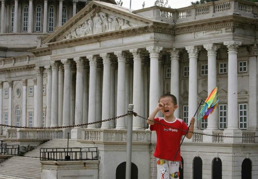 Replika US Capitol