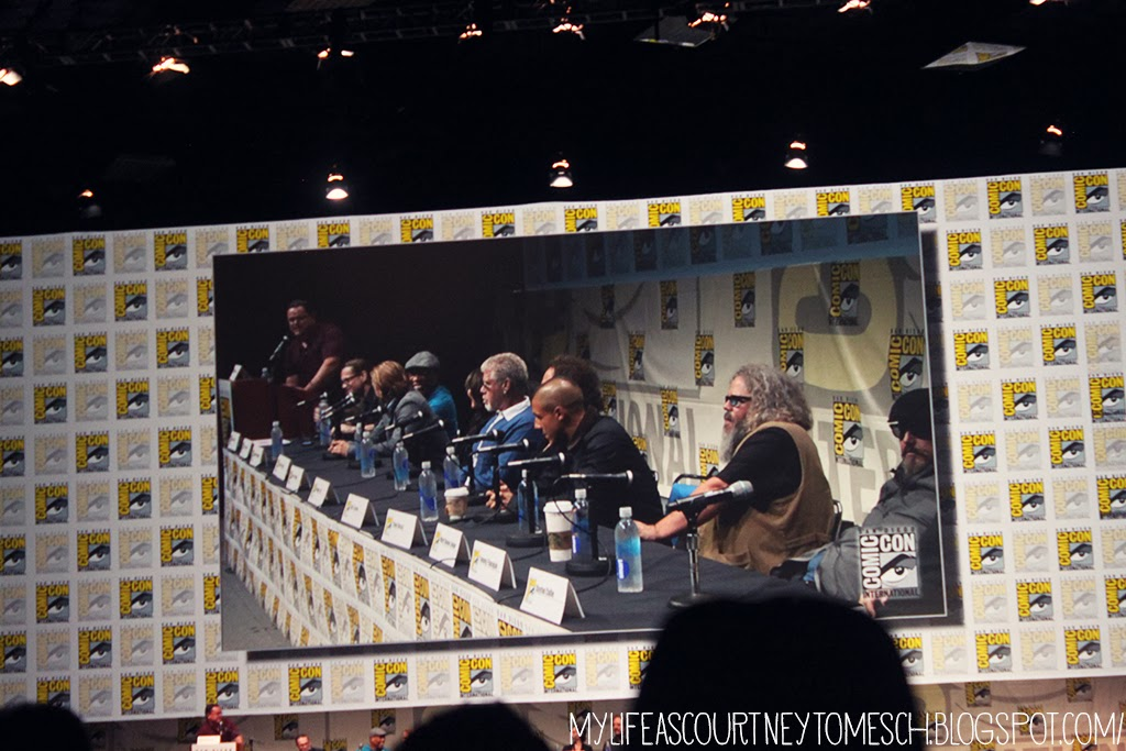 San Diego Comic Con 2013 Sons of Anarchy