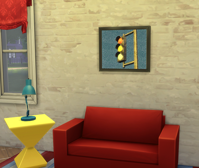 Simply Ruthless: Create your own custom paintings in The Sims 4