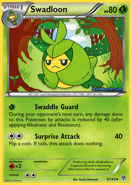 Image Gallery swadloon card
