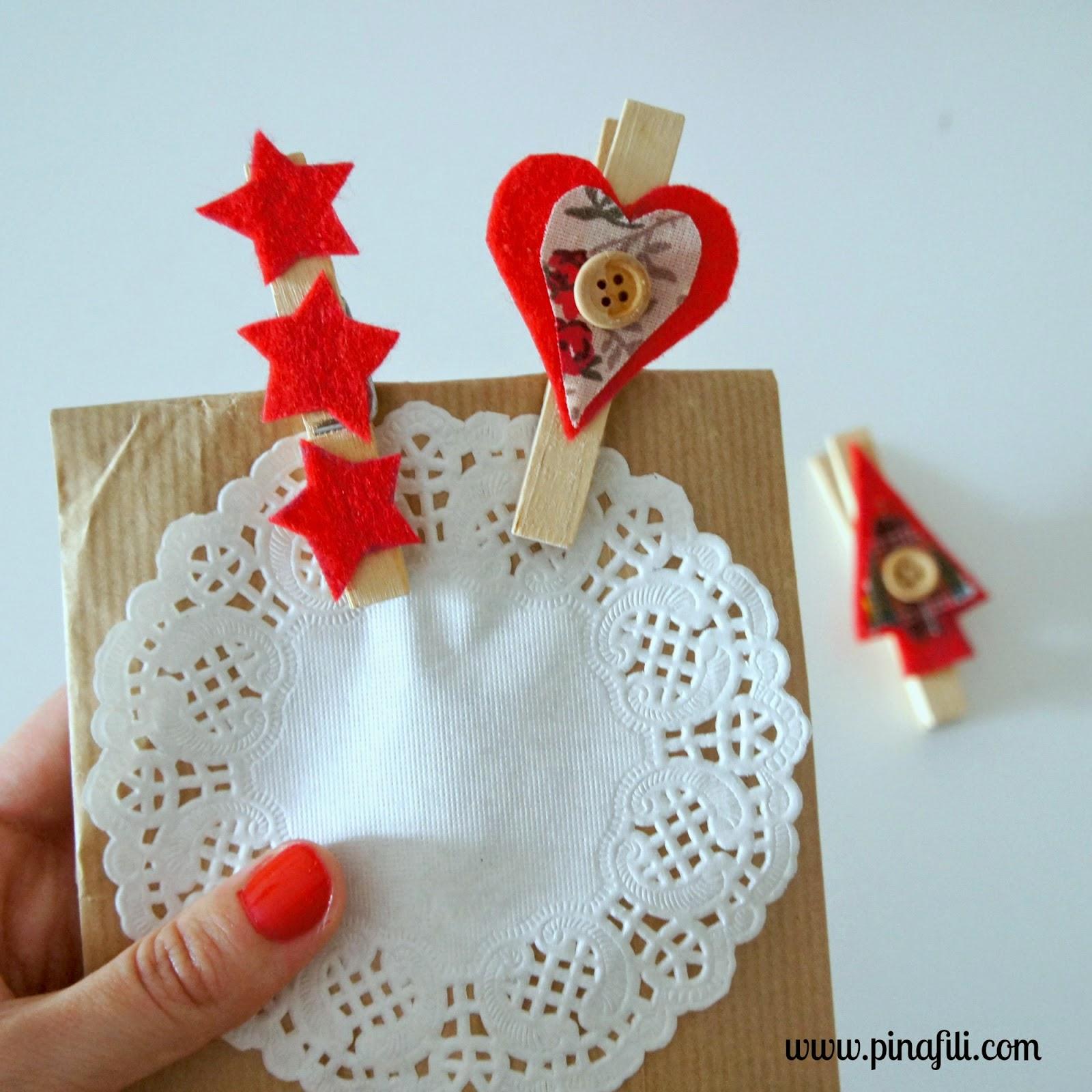 Ideas para decorar en navidad aprender manualidades es - Manualidades para decorar en navidad ...