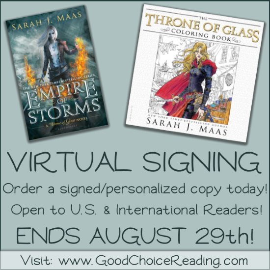 EMPIRE OF STORMS VIRTUAL SIGNING