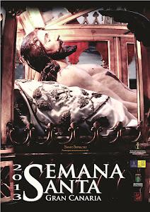 CARTEL DE LA SEMANA SANTA 2013