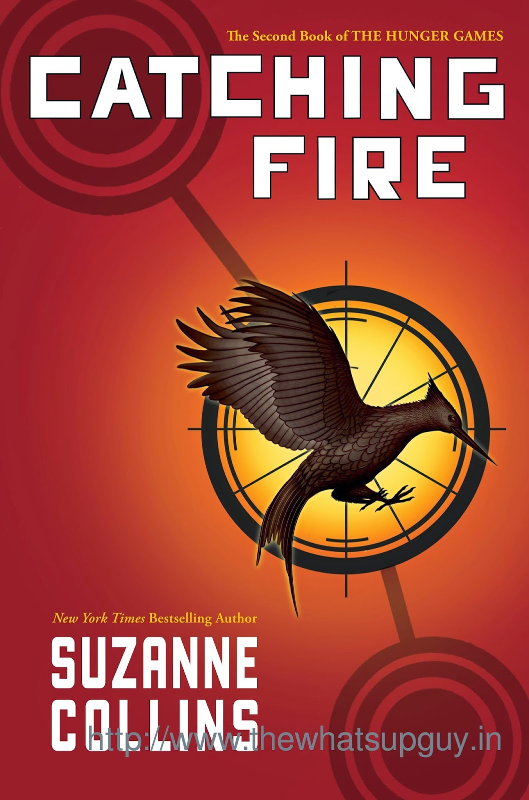 Catching Fire Suzanne Collins Book Review Report