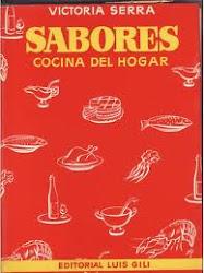 EL LIBRO DE COCINA DE MI MADRE: SABORES, Cocina del hogar