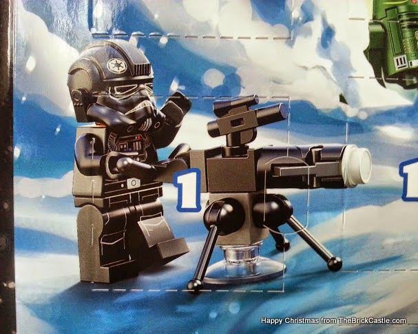 LEGO Star Wars Advent Calendar Day 1 image