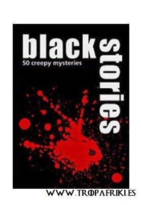 Juego de cartas Black Stories 13,95€