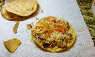 Homemade Tortilla Chips & Tostadas